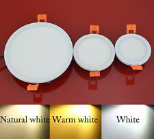 SMD Recessed Ceiling Panel Down Led Light Bulb Lamp White/Warm/Naturally white Y