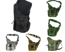 6 Colors Molle Tactical Utility Shoulder Bag Pouch Backpack for Camping Hiking