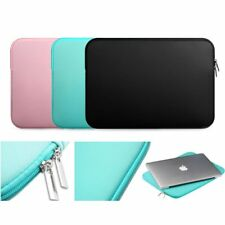 "Laptop Sleeve Case Carry Bag Notebook For Macbook Air/Pro/Retina 11/13/15"" LOT K"
