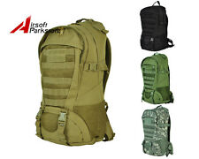 Tactical Military Molle Mesh Hydration System Backpack Camping Hiking Bag Pouch