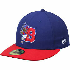New Era Buffalo Bisons Fitted Hat - MiLB