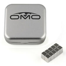 10/50X With Box N50 8*6*5mm Strong Square block Rare Earth Neodymium Magnets