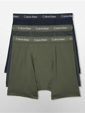 calvin klein mens cotton stretch 3-pack boxer brief underwear