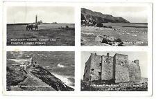 LUNDY Multiview RP Postcard Postally Used 1972