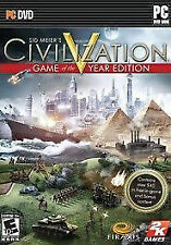 Sid Meier's Civilization V Game of the Year - PC Aspyr Media Video Game
