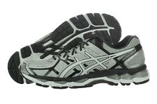 Asics Gel-Kayano 21 T4H2N-9101 White Black Running Shoes Medium (D, M) Mens