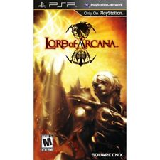 Lord of Arcana Game PSP - Brand New!