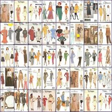 OOP Vogue Sewing Pattern  Misses Clothes Patterns Size 8 10 12 You Pick