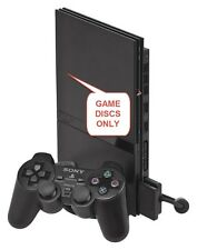 Sony PlayStation 2 PS2 - 100+ Titles - Select From List - Game Disc ONLY
