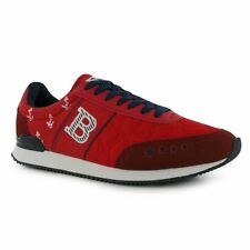 Babycham Womens Marcie Trainers Lace Up Nylon Runners Sneakers Sports Shoes