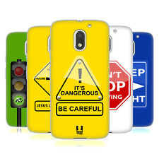 HEAD CASE DESIGNS LIFE SIGNALS SOFT GEL CASE FOR MOTOROLA MOTO E3