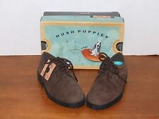 Hush Puppies Chad Fudge Leather Dress Shoes