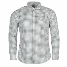 Craghoppers Mens NosiLife Check Shirt Outdoor Walking Quick Drying Chest Pocket