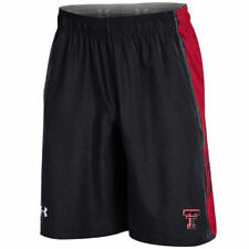 Texas Tech Red Raiders Under Armour 2017 Sideline Woven Training Short Bottoms