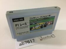 ab7617 F1 Race NES Famicom Japan J4U