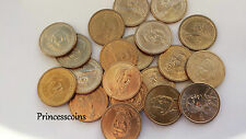 SELECTION OF 2007-2011 US PRESIDENTIAL ONE DOLLAR / $1 COINS
