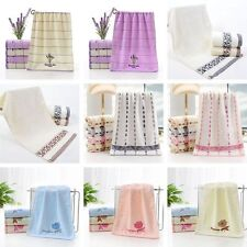 Multi-Styles Soft Soothing Cotton Face Towel Bath Cleaning Wash Cloth Hand Towel