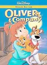 Oliver and Company (DVD, 2002) Disney -  New/Sealed