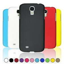 Hardcase for Samsung Galaxy S4 rubberized  Cover + protective foils