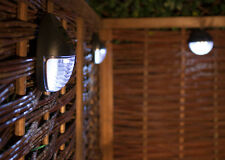 Solar Fence Wall Garden Lights Garden Security Lights Solar Powered Shed lights