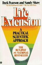 Life Extension: A Practical Scientific Approach Pearson, Durk, Shaw, Sandy Pape