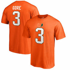 Frank Gore Miami Hurricanes Fanatics Branded College Legends T-Shirt - NCAA