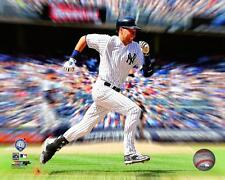 Derek Jeter New York Yankees MLB Motion Blast Action Photo RF071 (Select Size)