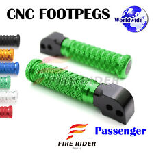 FRW CNC 6Color Rear Footpegs For Yamaha TZR 250 87-90 87 88 89 90