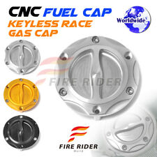 FRW 3Color CNC Fuel Cap For Triumph Daytona 675 / R 06-09 06 07 08 09