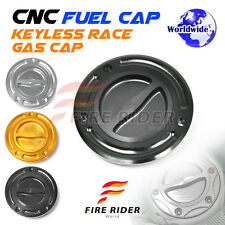 FRW 3Color CNC Fuel Cap For Ducati Monster S4R S2R All Year 03