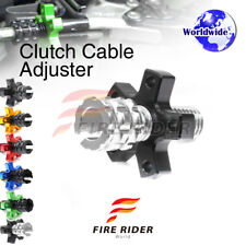 FRW 6Color CNC Clutch Cable Adjuster For Yamaha YZF R3 15-16 15 16