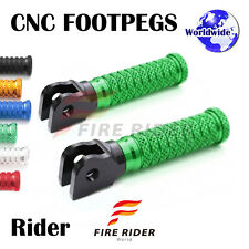 FRW CNC 6Color Front Footpegs For Yamaha BT1100 Bulldog All Year