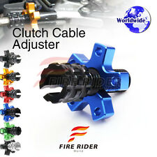 FRW 6Color CNC Clutch Cable Adjuster For Suzuki GSX 250 Bandit All Year