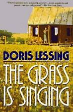 Grass is Singing The (Plume Fiction) Lessing, Doris Mass Market Paperback