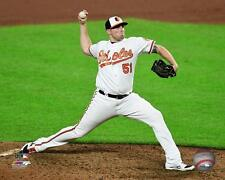 Alec Asher Baltimore Orioles 2017 MLB Action Photo UE002 (Select Size)