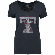 Toledo Mud Hens '47 Women's Milb Scrum V-Neck   T-Shirt