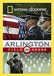 National Geographic DVD - Arlington: Field of Honor - NEW