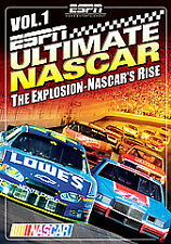 ESPN: Ultimate NASCAR Vol. 1 - The Explosion, NASCAR's Rise Drivers DVD