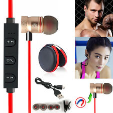 -YP56 Magnetic Wireless Bluetooth Handsfree Headset Earphone For Cell Phone Oppo