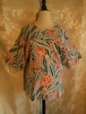 Plus Size We Be Bop Blouse COPACABANA SWING TOP Smooth Rayon Top New