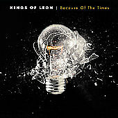 Because Of The Times Kings Of Leon Audio CD