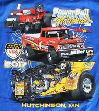 NTPA Power Pull Nationals Truck & Tractor Pull  Hutchinson MN 2017 T-Shrit