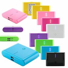 Gearonic Power Bank Backup External Battery Pack Portable USB Charger