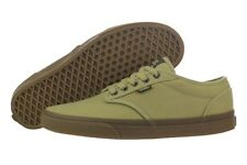 Vans Atwood VN-0XB0EOA Khaki Gum 12 oz. Canvas Casual Shoes Medium (D, M) Mens