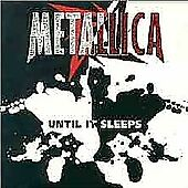 Until It Sleeps / Overkill Metallica Audio CD