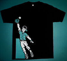 Ne7 The Kid Ken jr shirt fresh water air griffey max 1 Seattle cajmear M L 3XL