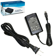 HQRP AC Adapter Charger for Sony HandyCam HDR Series Camcorders / AC-L25 AC-L200