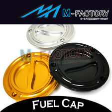 Billet Keyless Fuel Petro Gas Cap Fit Yamaha YPVSF2 RD350 / RZ350 86