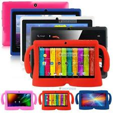 Android 4.4 8GB Dual Cameras Quad Core WiFi Kids Child Tablet PC +Bundle Case BF