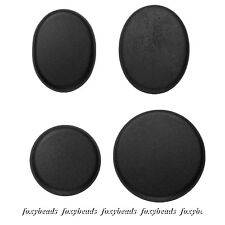 1pc SPA Heat Therapy Pain Relief Energy Black Beauty Massage Basalt Stone Gift